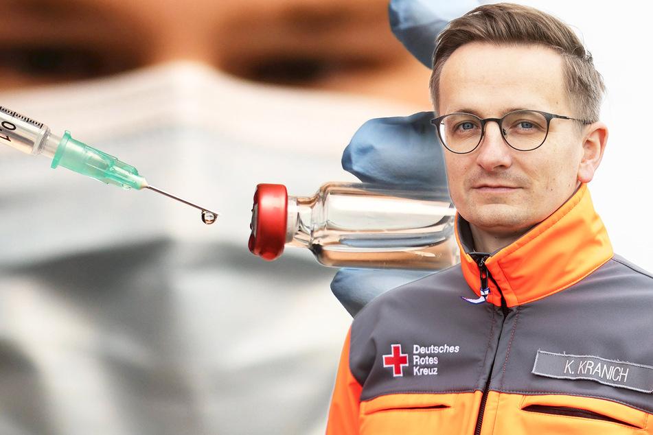Sächsische Impfzentren: Tausende wollen beim Kampf gegen Corona helfen!