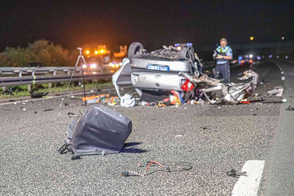 Fataler Unfall Mit Geisterfahrer Auf A3 Zwei Menschen Und Ein Hund Sterben Tag24