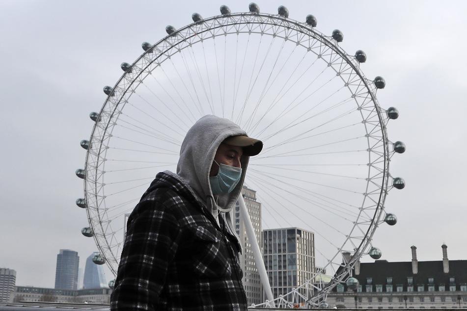Das London Eye zählt zu den Wahrzeichen der Stadt.