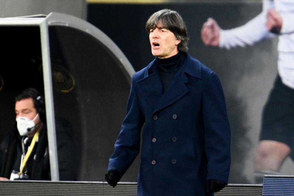 Joachim Löw (60) bleibt Stand jetzt Bundestrainer.