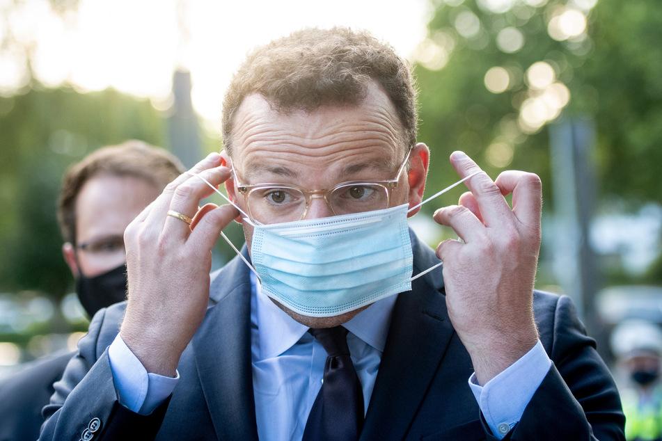 Schärfere Maskenregeln am Arbeitsplatz? Jens Spahn ist dagegen