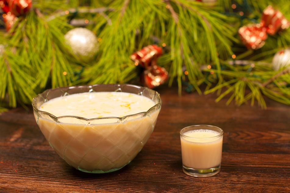 Eggnogg ist das Highlight zur US-Weihnacht.