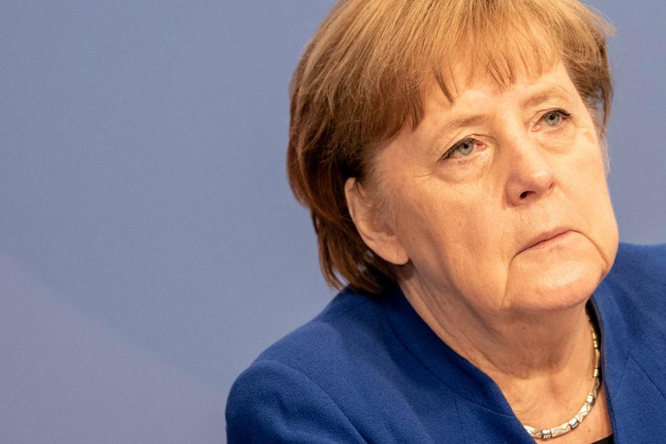 100 Jahre Deutsches Rotes Kreuz: Merkel dankt Helfern mit Videobotschaft