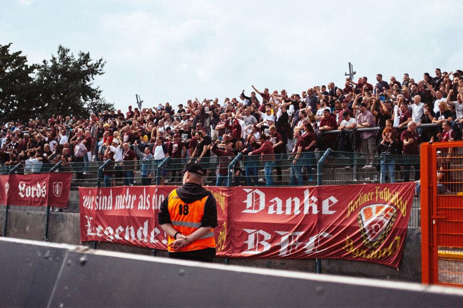 Die Anhänger des BFC Dynamo, die als äußerst gewaltbereit gelten, sind nicht das erste Mal negativ aufgefallen.