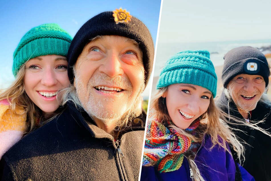 This couple has an unbelievable age difference – and couldn't be happier