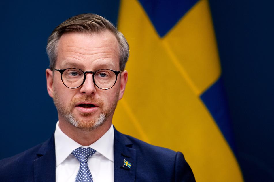 Mikael Damberg, Innenminister von Schweden.