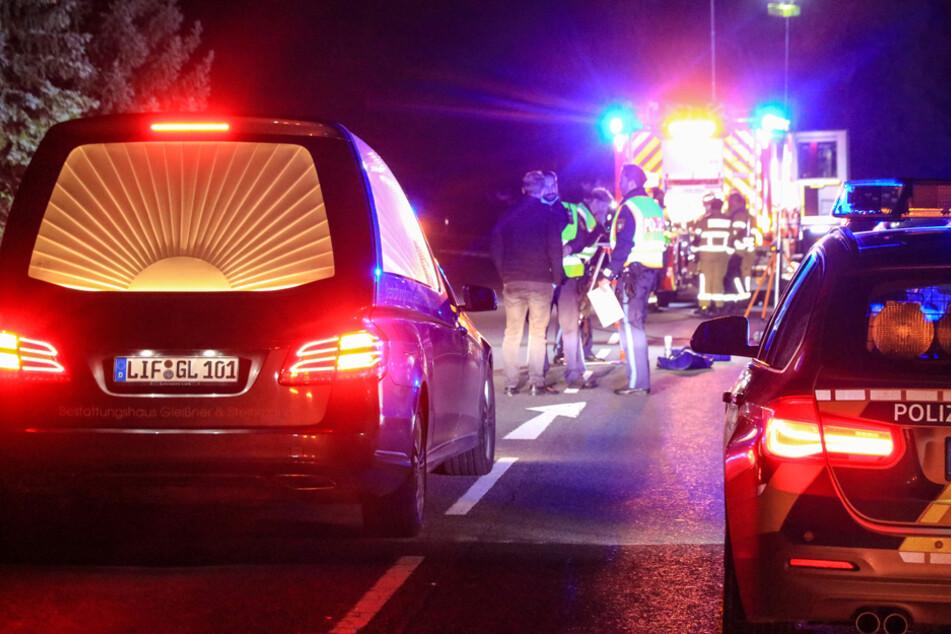Beim Joggen auf Bundesstraße! 55-Jähriger wird von Auto erfasst und getötet