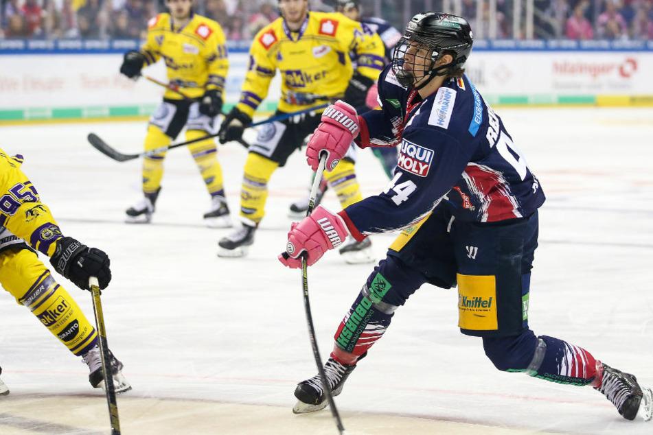 Nächster deutscher NHL-Star? Eisbär Lukas Reichel auf Draisaitls Spuren