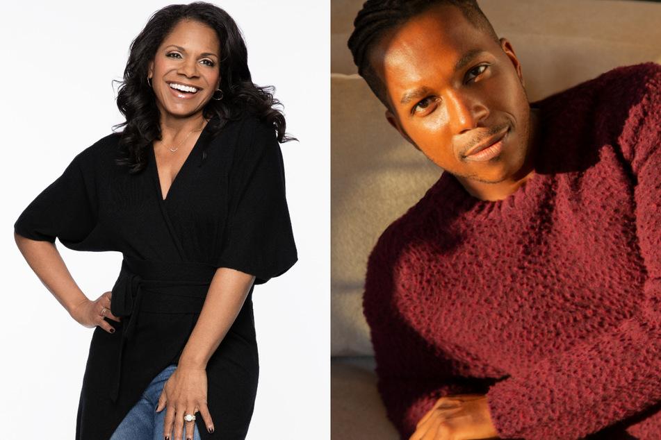 Audra McDonald (l.) and Leslie Odom, Jr. (r.) will host the 74th annual Tony Awards next Sunday night.