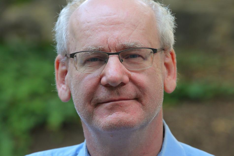 Für Johannes Lichdi (56, Grüne) ist das Thema vom Tisch.