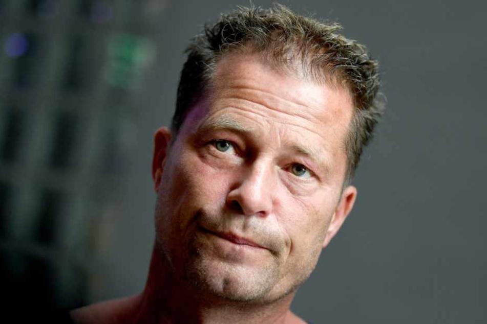 Schauspieler Til Schweiger sorgte für ordentlich Verwirrung.