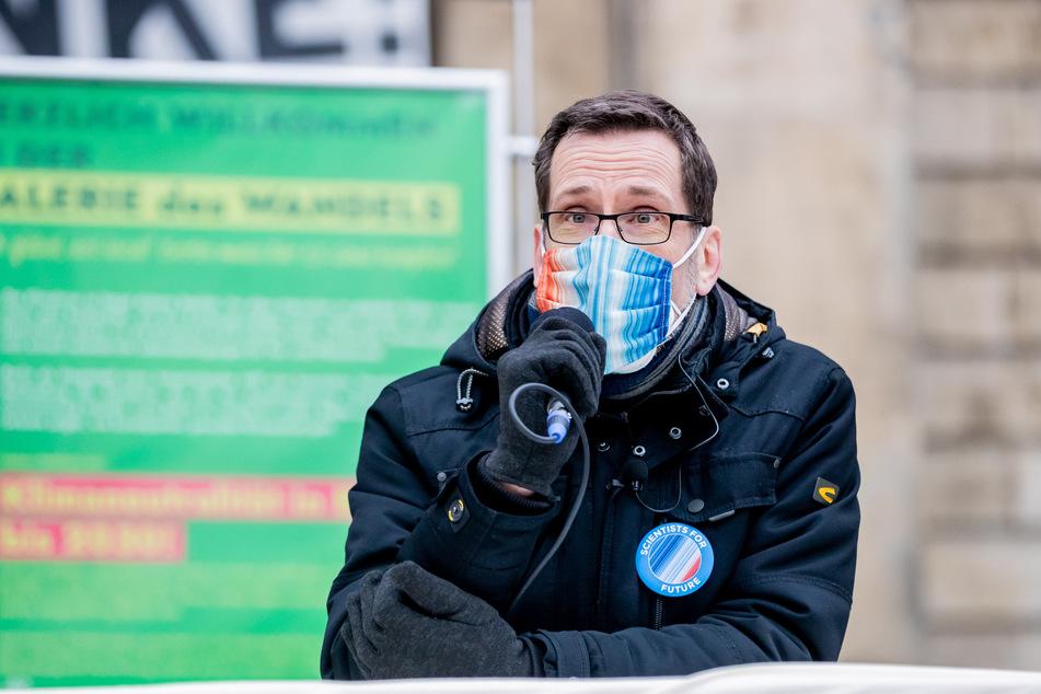 Volker Quaschning, Professor für regenerative Energiesysteme an der Hochschule für Technik und Wirtschaft (HTW) Berlin, ist eine von fünf Vertrauenspersonen der Initiative.
