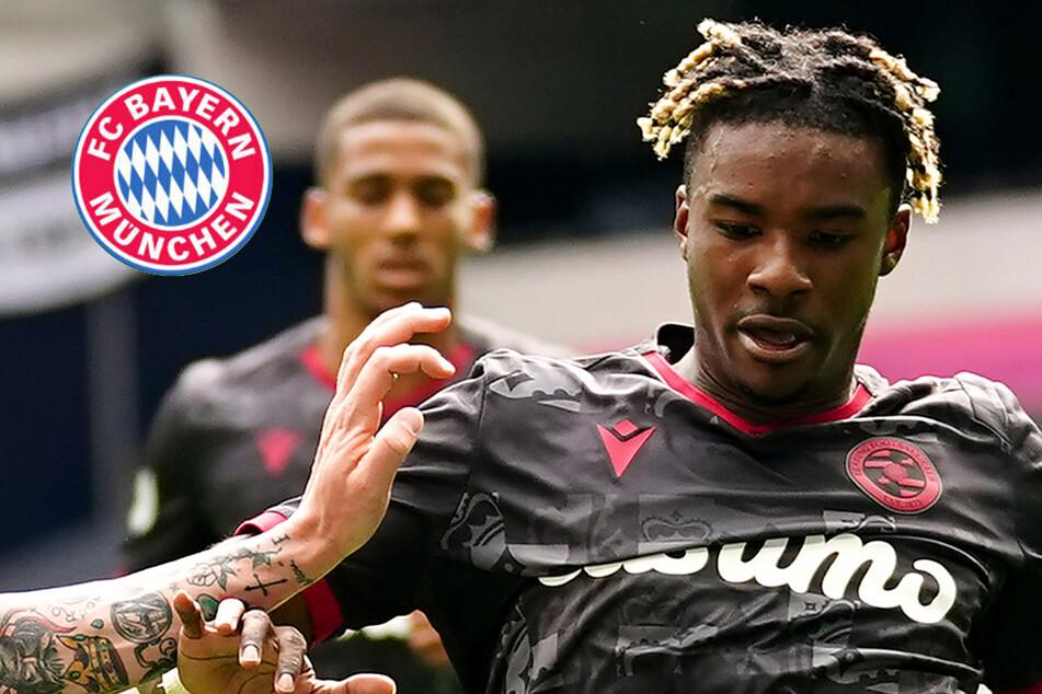 Medienbericht: FC Bayern München soll Omar Richards bis 2025 verpflichtet haben