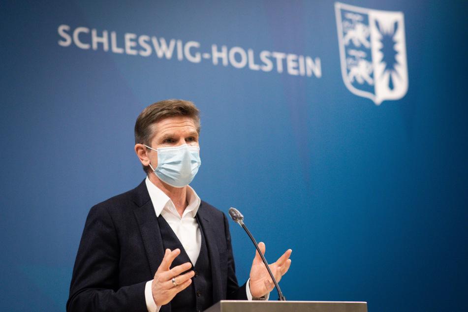 Gesundheitsminister Heiner Garg (55, FDP) kritisiert die Bundesregierung.