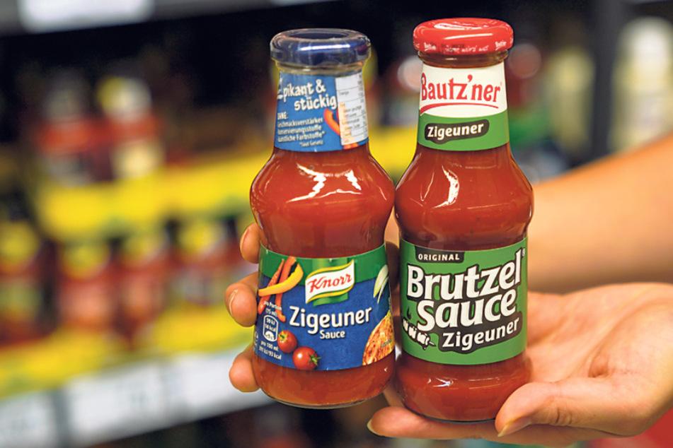 """Auch Bautz'ner zieht nach: """"Zigeuner""""-Soße wird noch dieses Jahr umbenannt"""