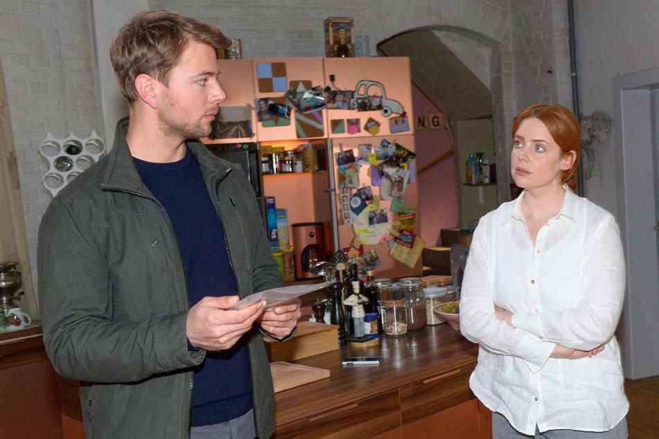 Wird Toni durch den neuen Hinweis endlich ihrem Kollegen Bastian auf die Schliche kommen?