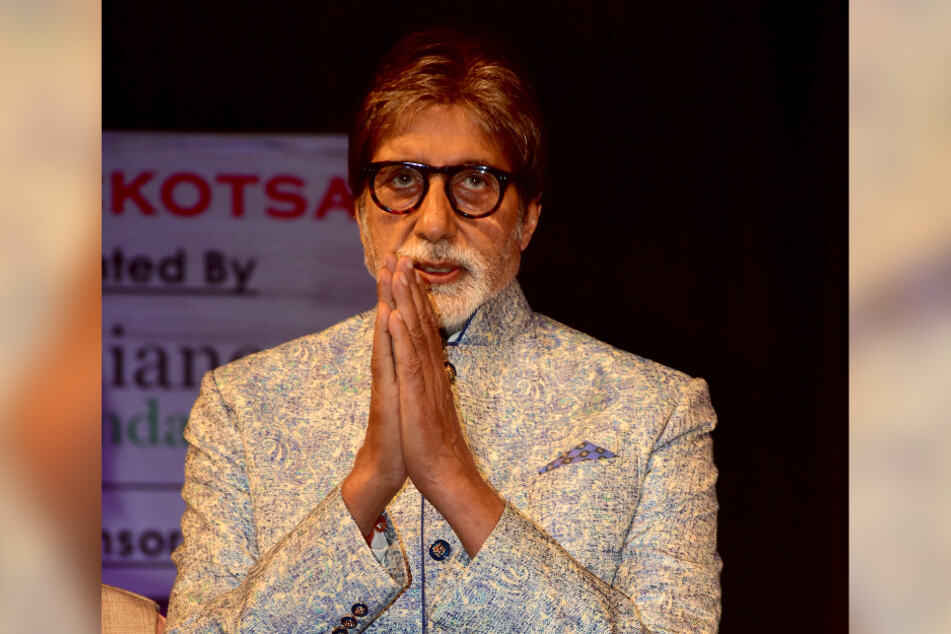 Bollywood-Star Amitabh Bachchan (77) durfte wieder nach Hause.