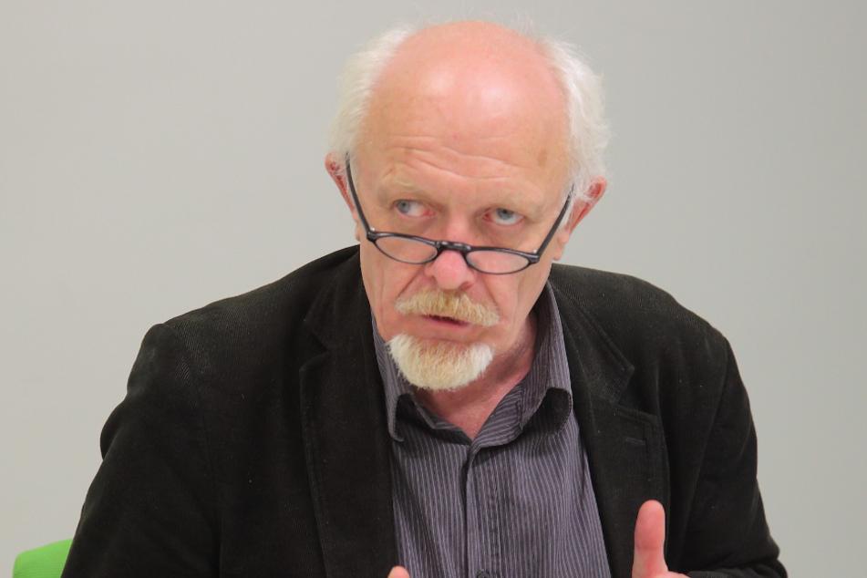 Michael Schmelich (65, Grüne).