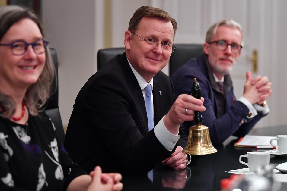 """Parteien in Thüringen wollen sich nicht mehr """"von der AfD treiben lassen"""""""