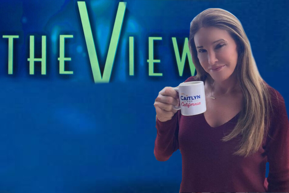 """Caitlyn Jenner, who appeared as a guest on The View on Thursday, said she wanted to be """"inclusive."""""""