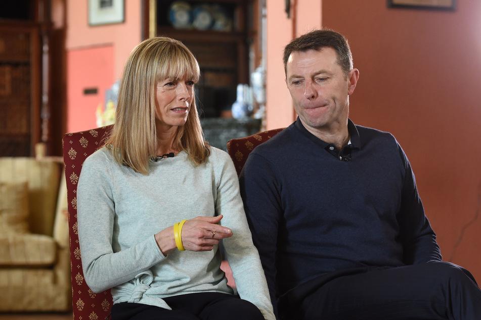 Die Eltern von Maddie: Kate und Gerry McCann.