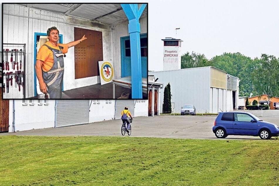 Aero-Club bangt um seinen Flugplatz