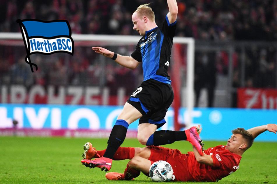 In Paderborn außen vor: Nächste Leihe für Hertha-Talent Jastrzembski?