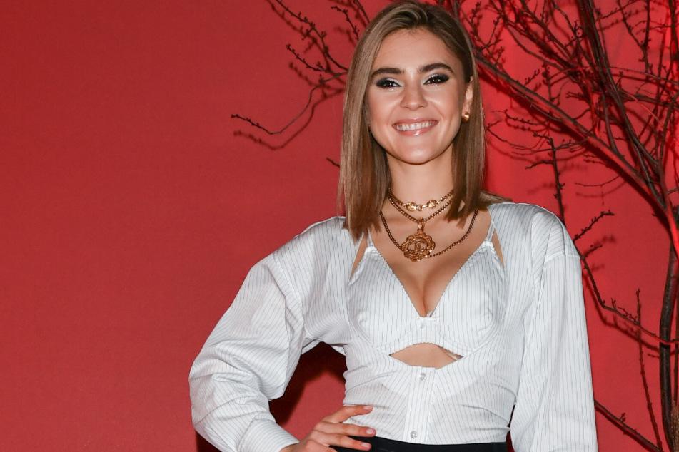 """""""Mega Schönheit"""": Stefanie Giesinger begeistert mit Oben-ohne-Hingucker"""