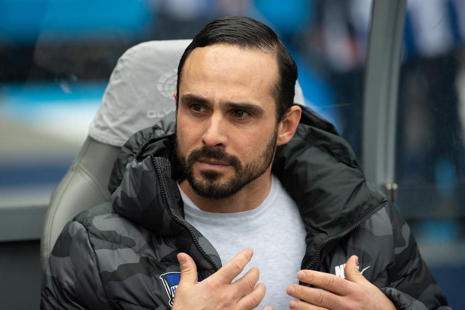 Alexander Nouri (40) soll nach der aktuellen Saison nicht länger als Cheftrainer für Hertha BSC tätig sein.