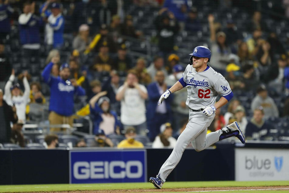 MLB: Dodgers only need one run to get the job done agianst the Mariners
