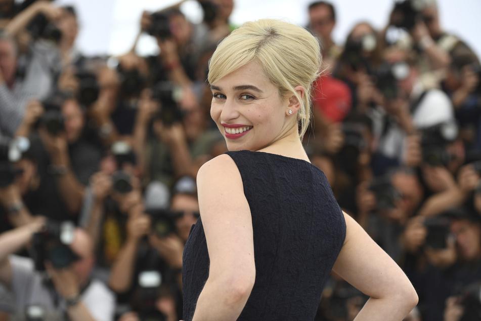 """Schauspielerin Emilia Clarke (33) wurde durch """"Game of Thrones"""" zum Weltstar."""