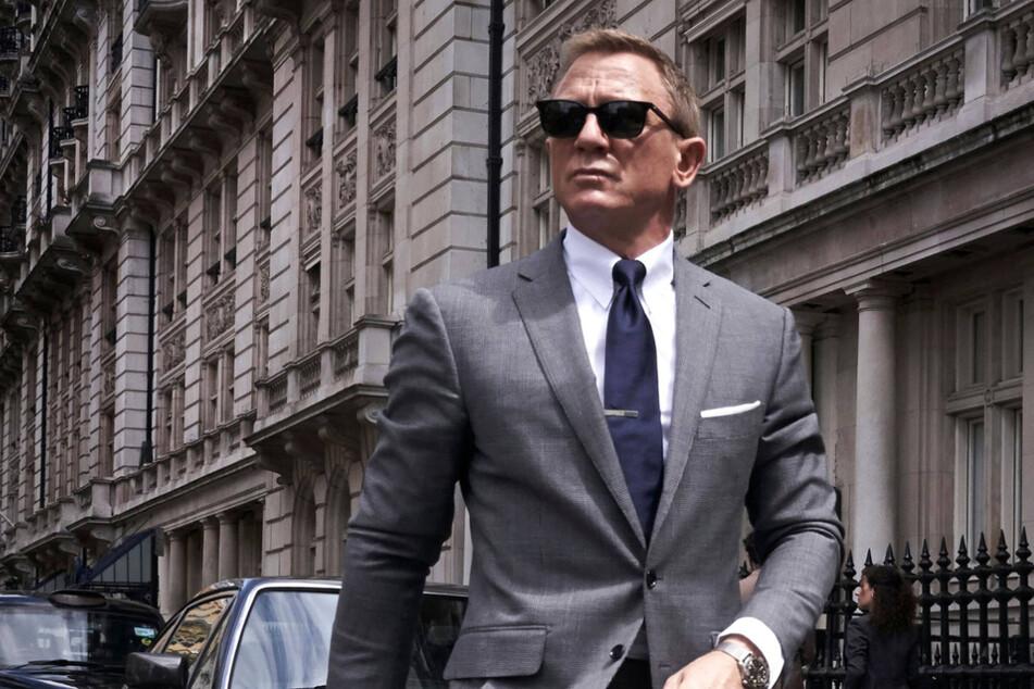 Ganz so cool wie seine Figur steckt Daniel Craig (53) seinen 007-Abschied nicht weg.