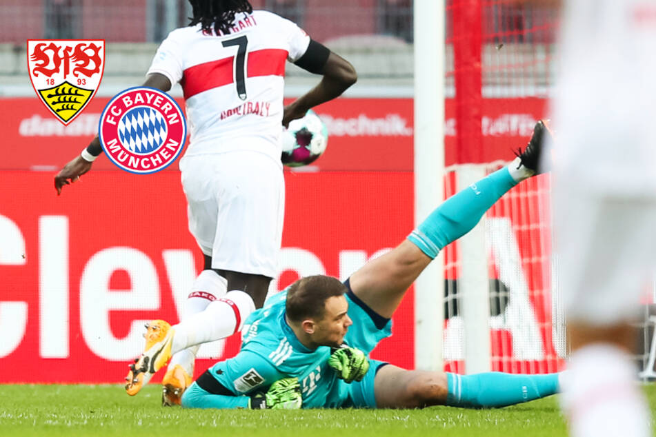 Bayern-Dusel in Stuttgart? Hätte das zweite VfB-Tor zählen müssen?