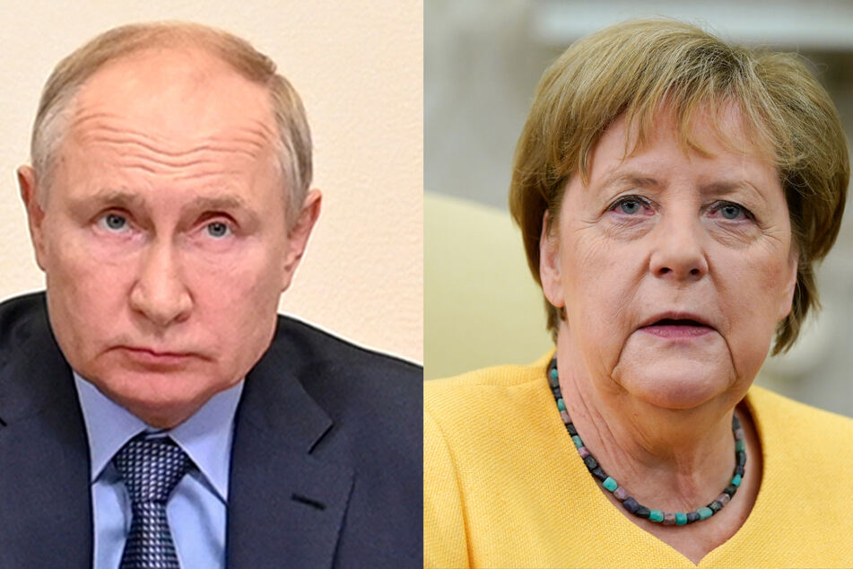 "Einigung bei Nordstream 2: Putin lobt Merkel, Biden nennt Pipeline ""schlechten Deal"""