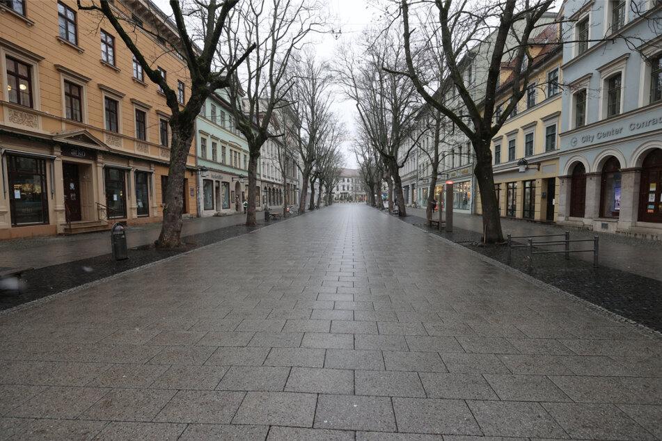 Corona: Infektionsgeschehen geht in Thüringen nur minimal zurück