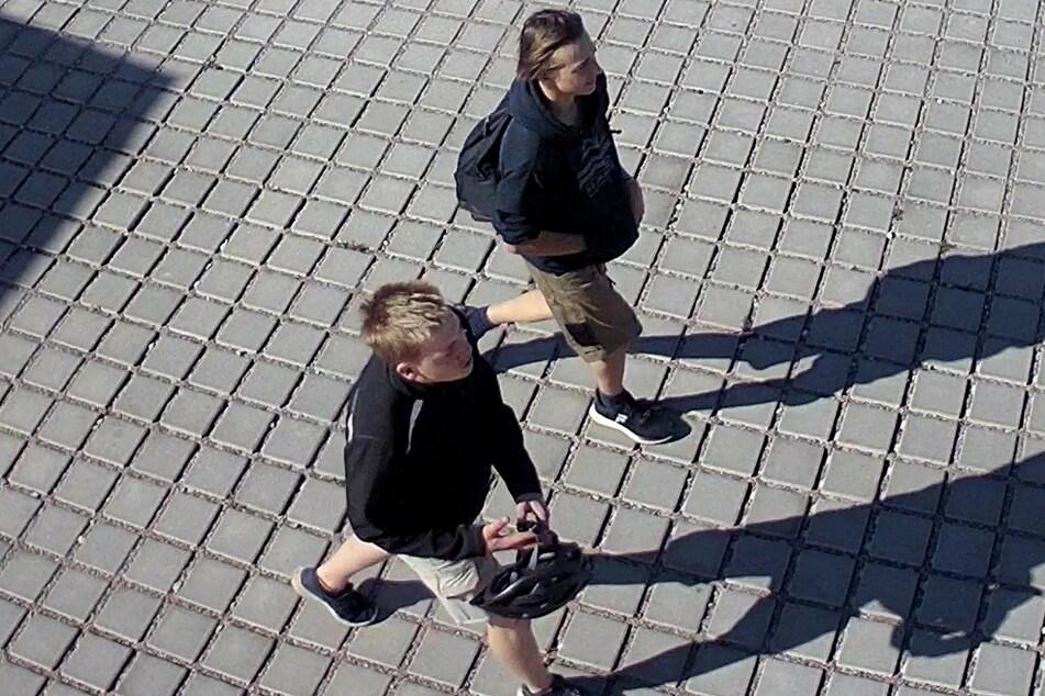 Nach Brand im Reptilienpark in Erfurt: Wer kennt diese Personen?