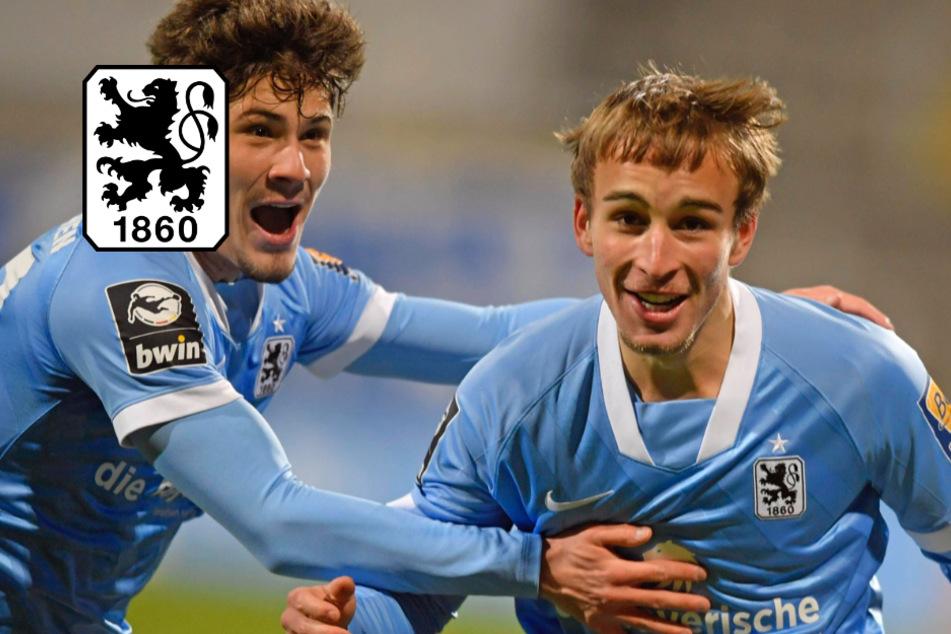 17-jähriger Knöferl rettet die Löwen nach 0:2-Rückstand gegen Wiesbaden