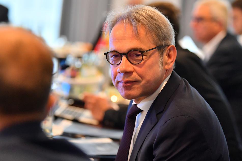 Georg Maier (SPD), Innenminister von Thüringen und IMK-Chef.