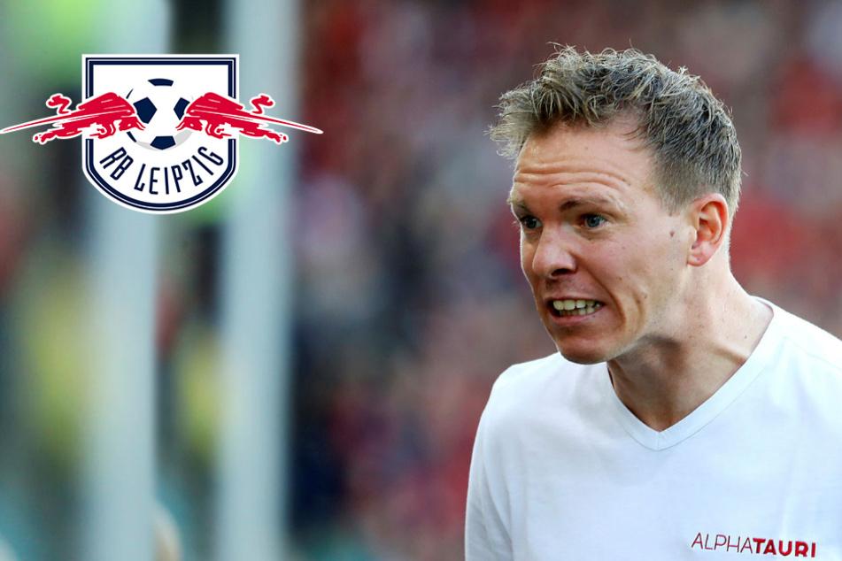 Heute Bundesliga-Restart für RB Leipzig! Angefressener Nagelsmann hat Bock zu eskalieren