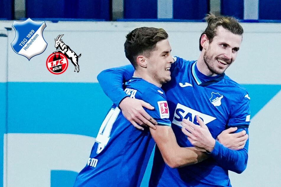 Hoffenheim gewinnt Elfmeter-Festival gegen Köln deutlich