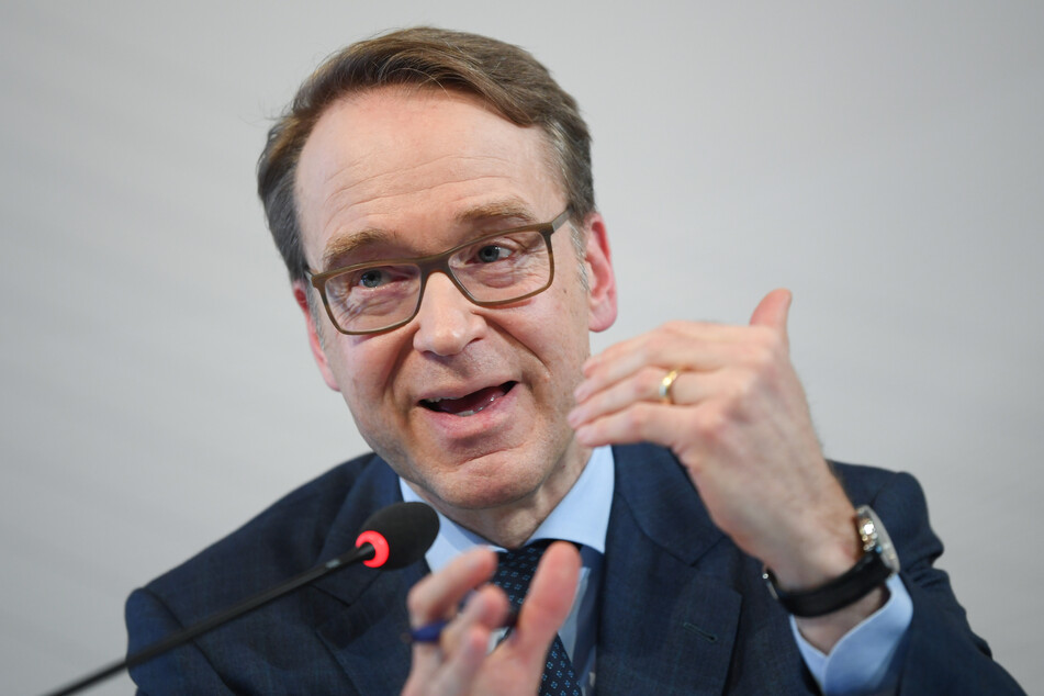 Jens Weidmann (53), Präsident der Deutschen Bundesbank.