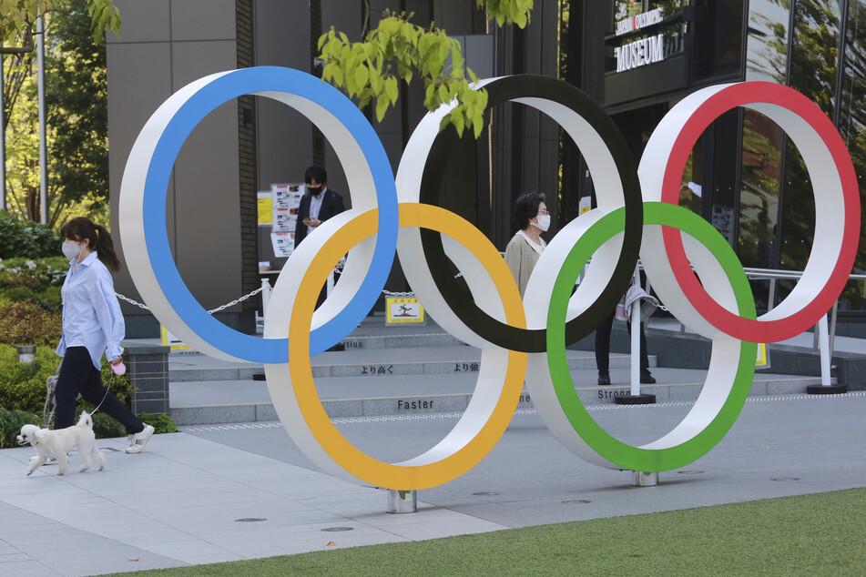 Wird es bei den diesjährigen Olympischen Spielen Zuschauer geben? Das entscheidet sich nun erst im Juni.