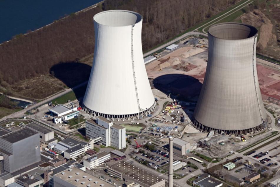 Undichte Stelle im Atomkraftwerk Philippsburg entdeckt