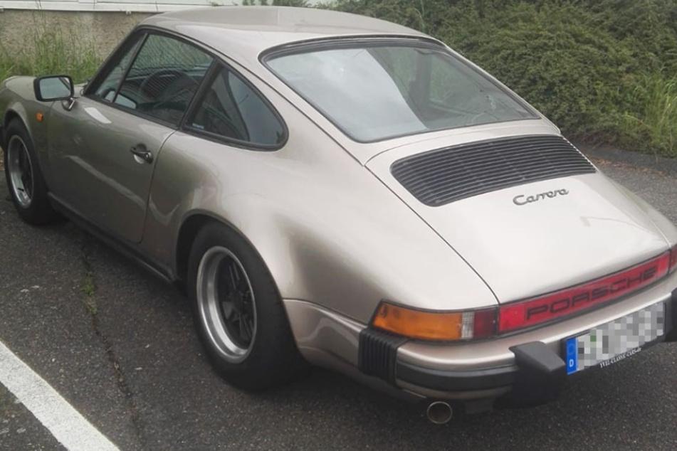 Porsche-Oldtimer aus Kölner Tiefgarage gestohlen