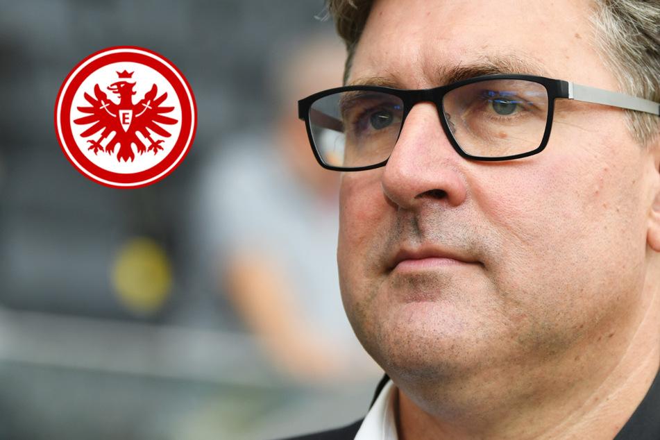 Eintracht Frankfurt: Axel Hellmann zum Vorstandssprecher bestimmt