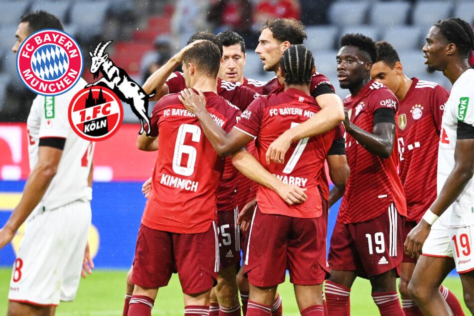 Was für ein irrer Schlagabtausch! FC Bayern und Köln liefern sich Fünf-Tore-Duell