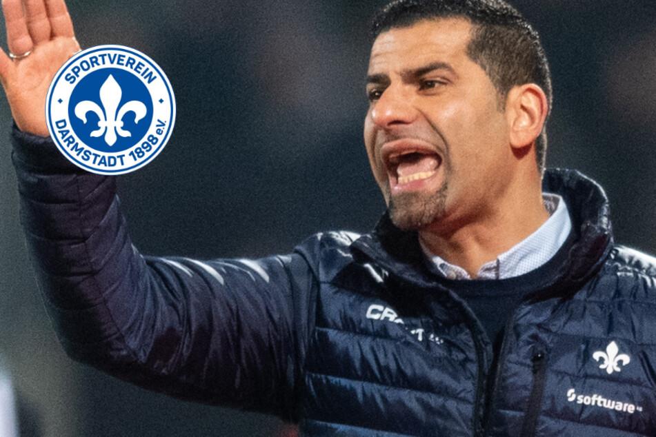 """Lilien-Coach Grammozis vor Zweitliga-Restart: """"Weniger heulen, mehr Erfolg!"""""""