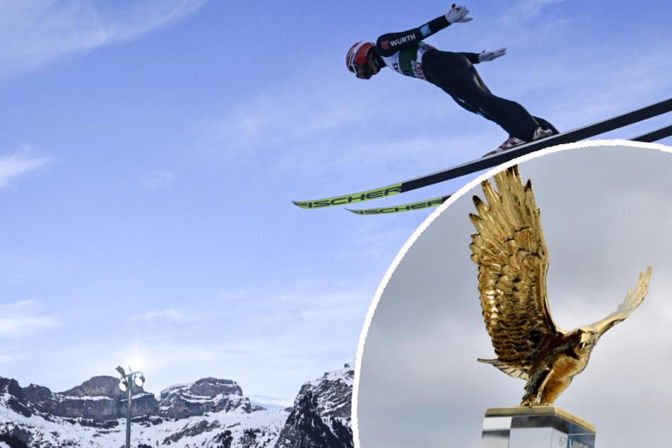 Sprung-Spektakel um den goldenen Adler: So läuft die Vierschanzen-Tournee ab