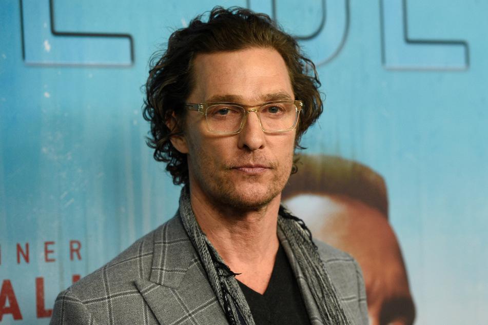 Matthew McConaughey wrote about his traumatic teenage years.