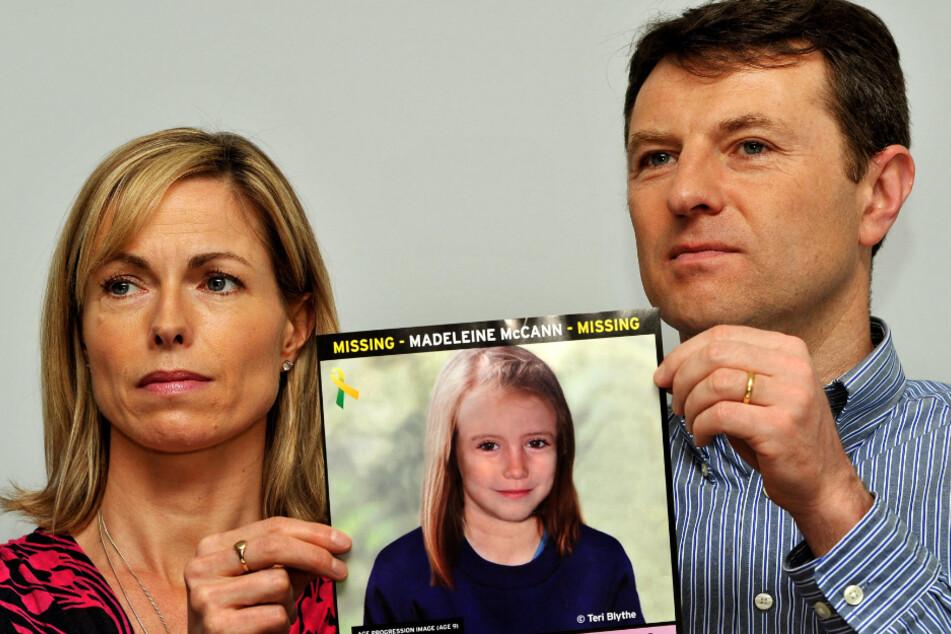 Eltern haben keinen Brief von deutschen Behörden erhalten, der beweist, dass Maddie tot ist
